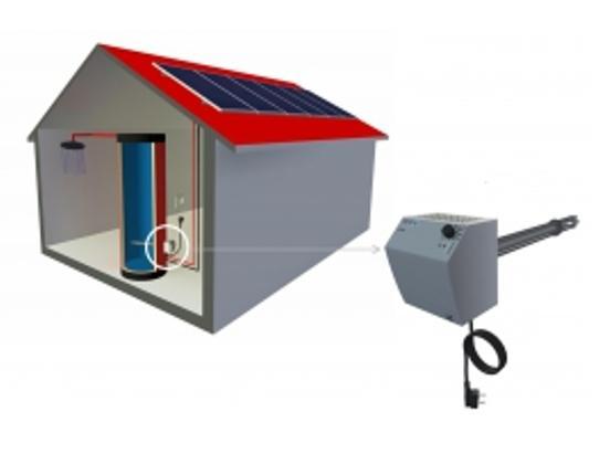 Accumulo termico e Fotovoltaico: PM Service presenta ELWA
