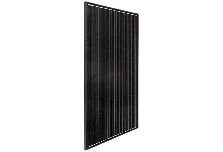 FU300-310M: pannelli fotovoltaici monocristallini 300-310 Watt – 60 celle – All black