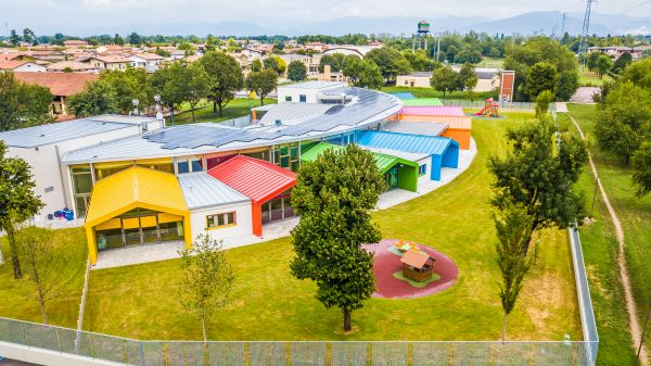 Una scuola bella, sostenibile ed accogliente