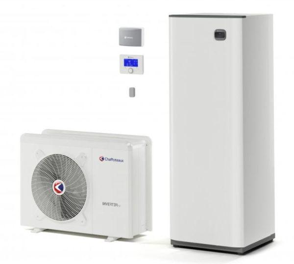 Riscaldamento, raffrescamento e acqua calda in un unico prodotto compatto