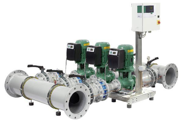 Sistema ad alta efficienza per impianti di riscaldamento