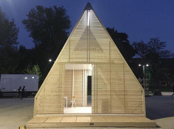 La casa dove vuoi tu: incredibili edifici sostenibili e trasportabili per vivere ovunque