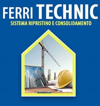 FERRI TECHNIC – Sistema ripristino e consolidamento