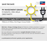 PV Investment Grade: è iniziata l'era della Grid Parity! 43