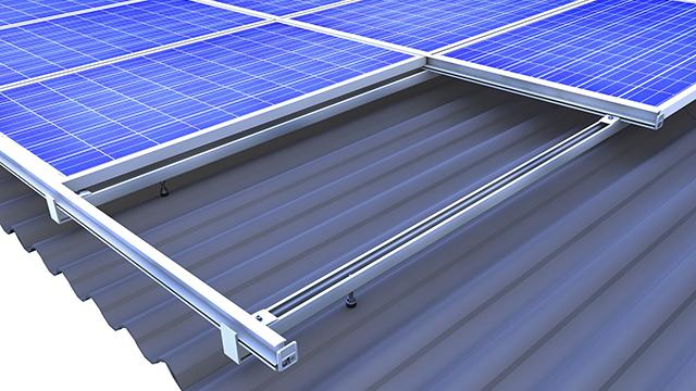Ancoraggio di sistemi fotovoltaici