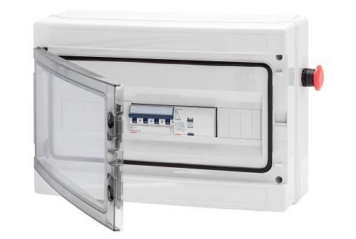 SERIE 68 ASC: Prodotti per l'elettrificazione del cantiere