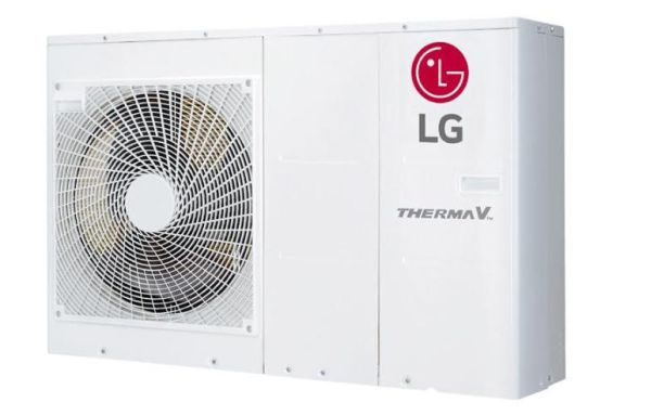 Nuova pompa di calore aria-acqua con refrigerante R32