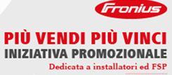 Concorso a premi per installatori fotovoltaici e Fronius Service Partner