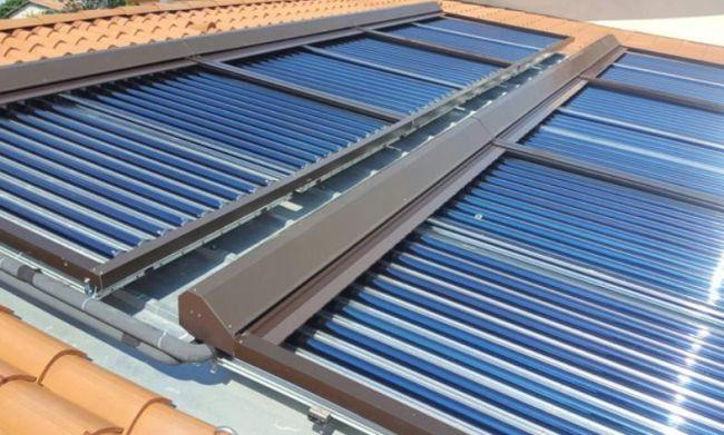 La tapparella per pannelli solari, resistente e adattabile
