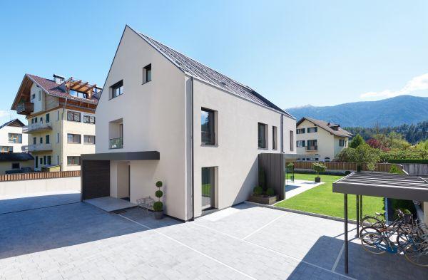 Una villa in bioedilizia realizzata secondo il nuovo Concept Studio