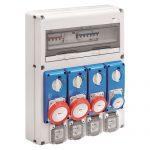 SERIE 68 Q-DIN: Quadri per la distribuzione di energia