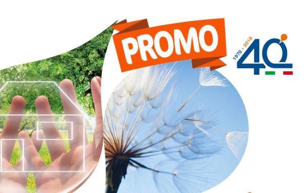 Promo40 per festeggiare i primi 40 anni di RDZ!