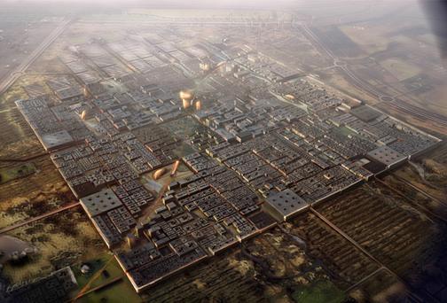 Masdar City, la prima città a zero inquinamento 1