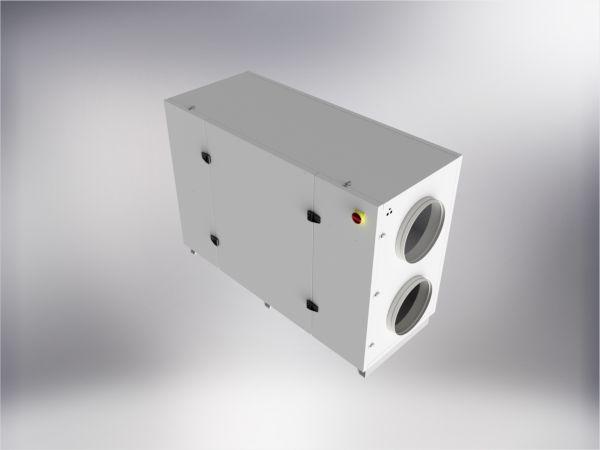 Nuova linea di unità per la ventilazione meccanica controllata