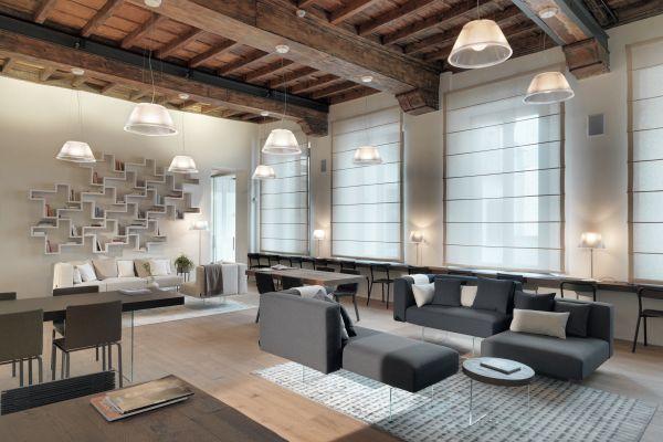 Un esclusivo spazio intimo e attento a design e tecnologia