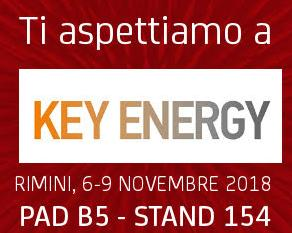 Le soluzioni integrate per l'efficienza energetica a Key Energy
