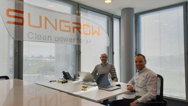 Sungrow cresce e apre un ufficio direzionale a Verona