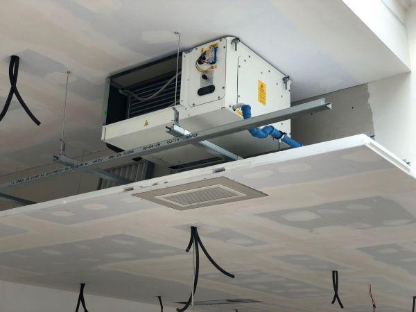 LOEX BLIFE: comfort e funzionalità per la climatizzazione dello show room
