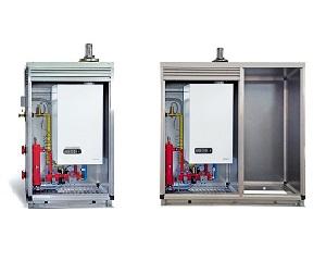 XLE: Generatore termico da esterno