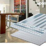 UponorSiccus: climatizzazione radiante a secco