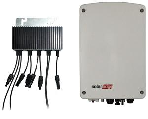 Tecnologia compatta SolarEdge