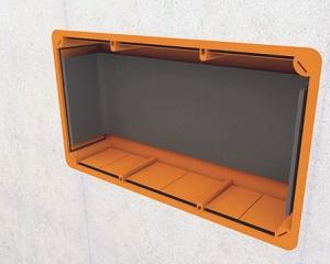 AF JUNCTION BOX: protezione antifuoco per scatole elettriche