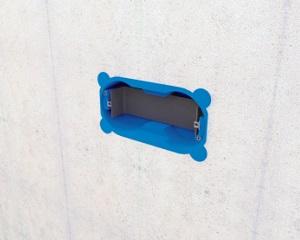 AF E-BOX: guaina intumescente per la protezione di scatole elettriche