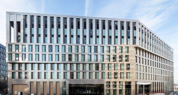 Green Office ENJOY, l'edificio parigino ad energia positiva