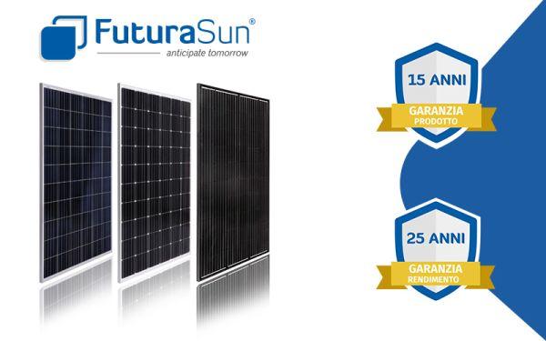 Nuove certificazioni di qualità per i moduli FuturaSun