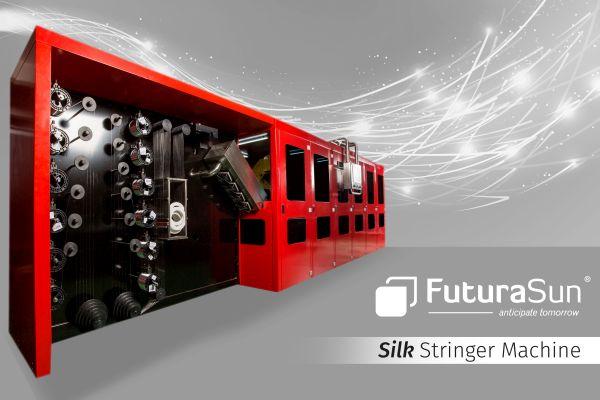 Non solo moduli per FuturaSun, brevettata una nuova stringatrice