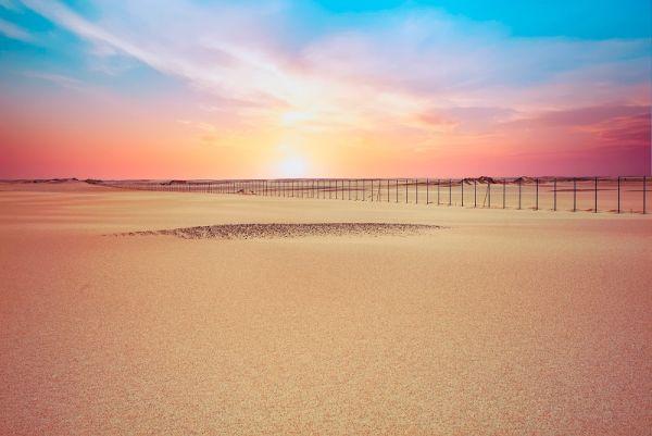 In Egitto il più grande parco solare al mondo, visibile dallo spazio