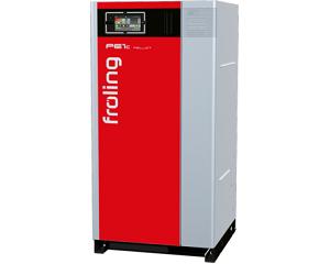 Caldaia a condensazione PE1c Pellet