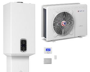 MIRA ADVANCE HYBRID LINK: sistema ibrido con caldaia a condensazione e pompa di calore