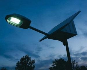 KIT fotovoltaico a isola per l'illuminazione stradale