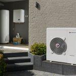 ARIANEXT FLEX M LINK: pompa di calore monoblocco