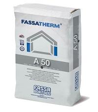 A50: Collante per isolamento termico