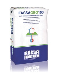 FASSAGEO 100: malta premiscelata per iniezioni