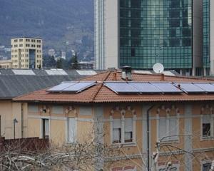 Collettore solare ECO FINBI