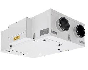 HRA DOMO: Unità di ventilazione attiva con recupero, integrazione e ricircolo
