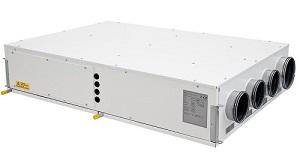 Ventilazione meccanica controllata HRW