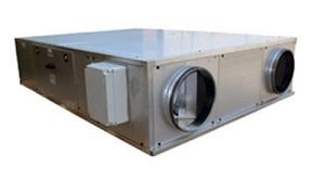 HRPE: Unità di recupero calore ad alta efficienza