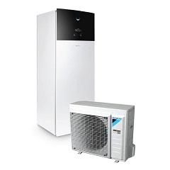 DAIKIN ALTHERMA 3: pompe di calore aria-acqua