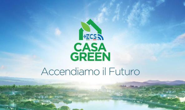 Tecnologia a 360° e digitalizzazione per la casa green del futuro