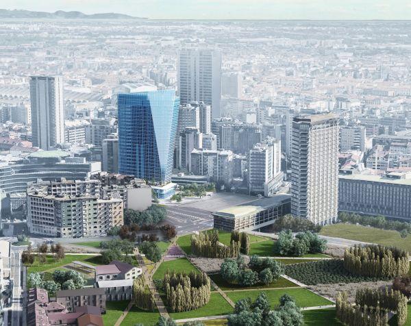Gioia 22: lo skyline di Milano si arricchisce di una nuova icona