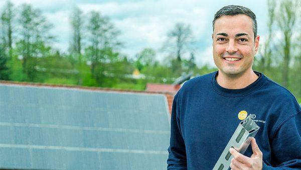 Montare i pannelli fotovoltaici? Un gioco da ragazzi
