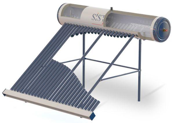 Solare termico HEAT-PIPE, sostenibilità e risparmio energetico