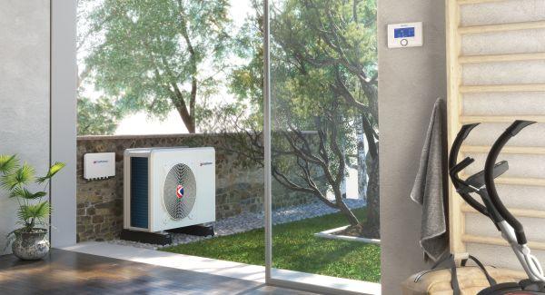 Riscaldamento e raffrescamento efficienti a qualsiasi temperatura