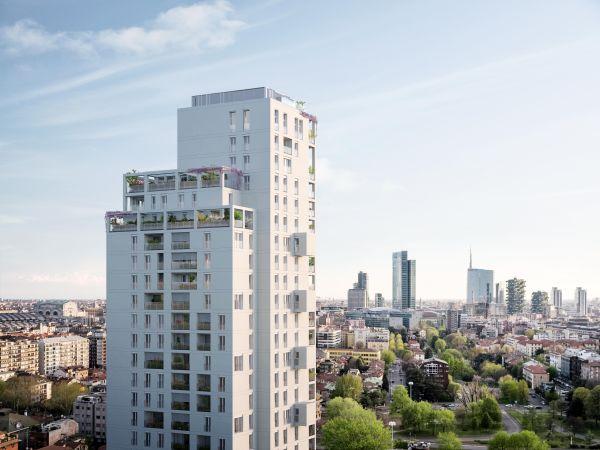 """Torre Milano: primo edificio in Italia """"Alexa Built-in"""""""