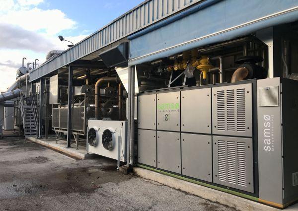 Innovativo impianto di cogenerazione per l'efficientamento energetico dei processi alimentari