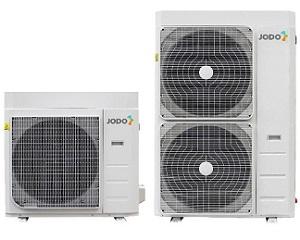 JODO AIRP: pompe di calore ibride